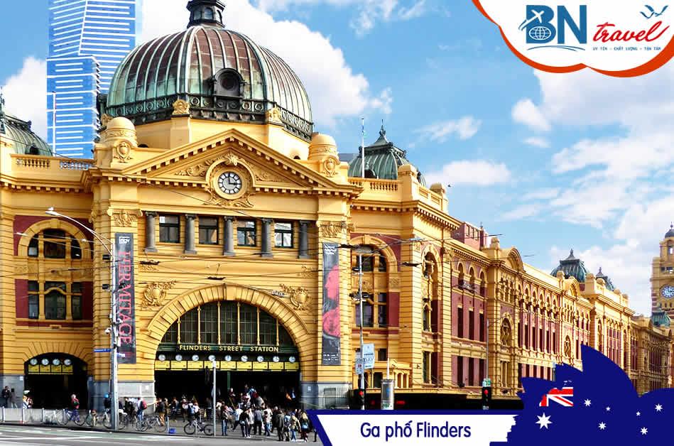 du lịch Úc Sydney
