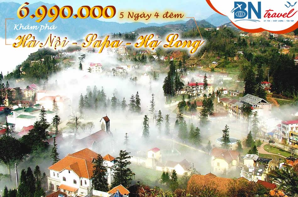 du lịch Sapa Hạ Long