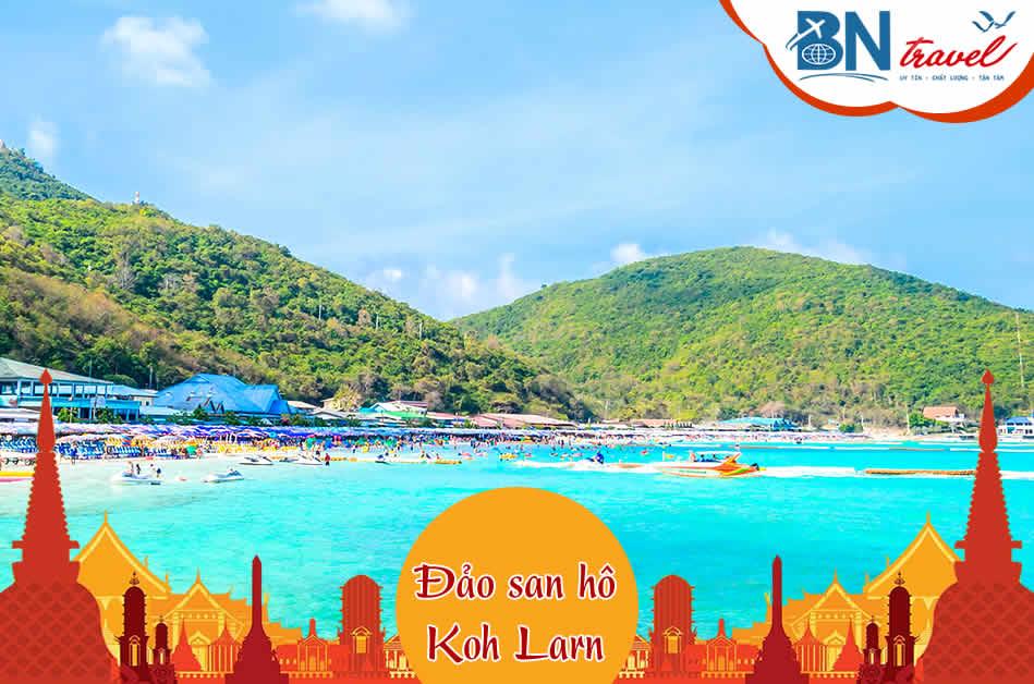 Đảo san hô Koh Larn