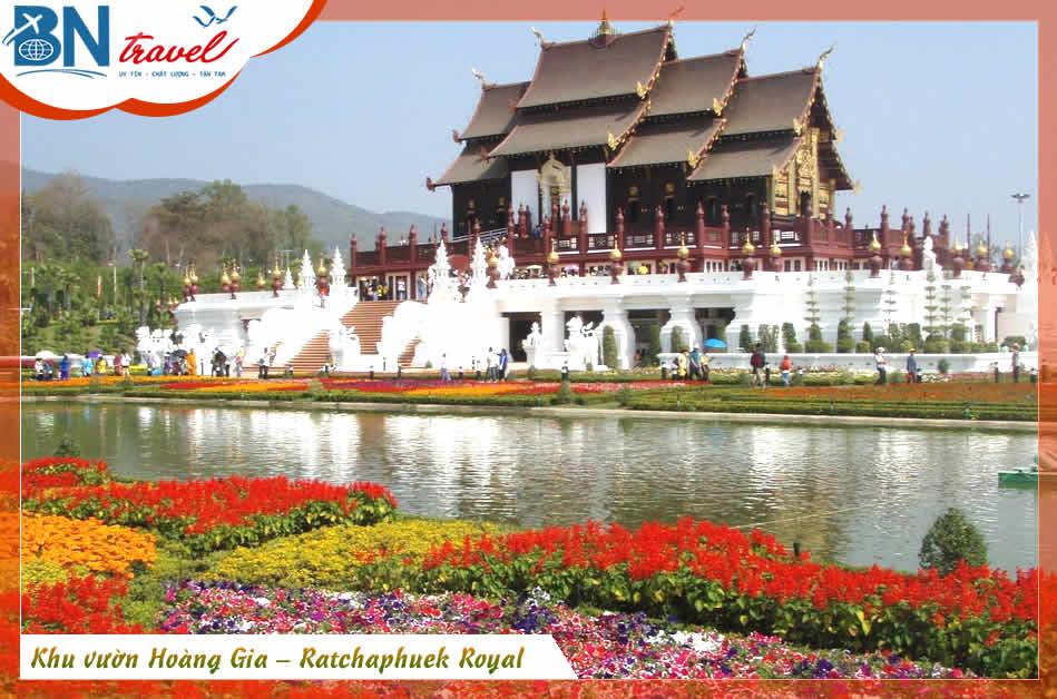 du lịch Chiang Mai Chiang Rai