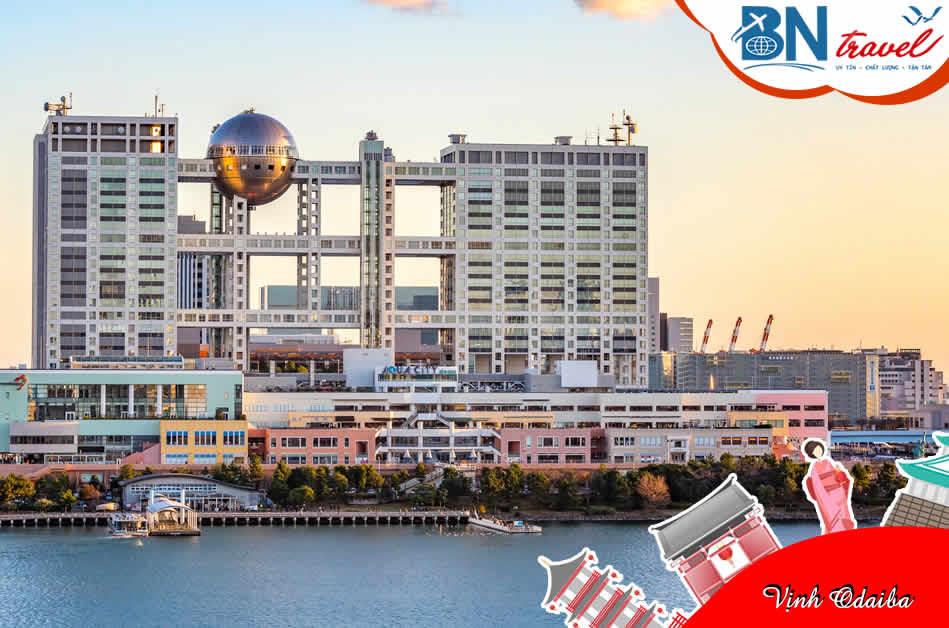 du lịch Nhật Bản 2020